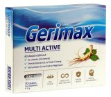 GERIMAX MULTI ACTIVE tabletes, 30 gb.