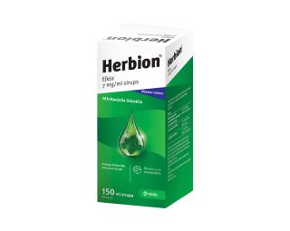 HERBION EFEJA 7 mg/ml sīrups, 150 ml