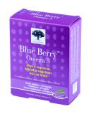 BLUE BERRY Omega 3 kapsulas, 60 gb.