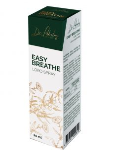 "EASY BREATHE LORO SPRAY ""Dr. Pakalns"", 20ml"