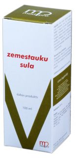 ZEMESTAUKI sula, 100 ml