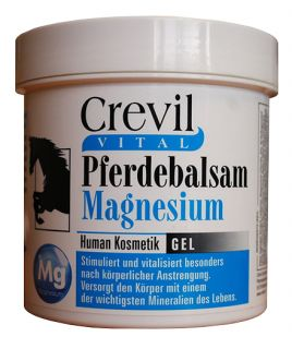 CREVIL zirgu balzams ar magniju, 250 ml