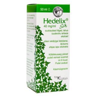 HEDELIX S.A. pilieni, 50ml